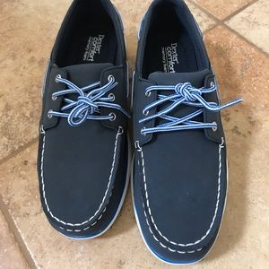 Dexter Shoes - Men's Navy Boat Shoes